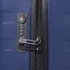 Modrý cestovní kufr na kolečkách roncato, modrá, 960-9609 - 15