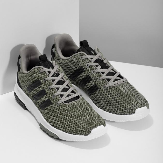 Pánské khaki tenisky adidas, khaki, 809-7201 - 26