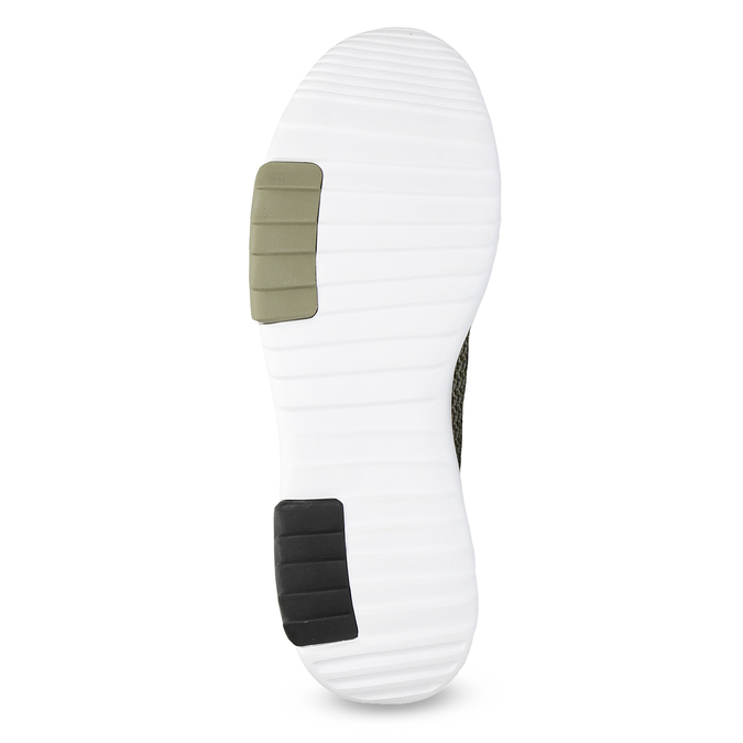 Pánské khaki tenisky adidas, khaki, 809-7201 - 18