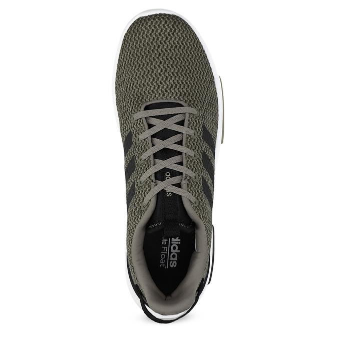 Pánské khaki tenisky adidas, khaki, 809-7201 - 17