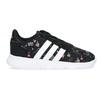 Dětské tenisky s barevným potiskem adidas, černá, 109-6388 - 19