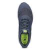 Dětské tenisky sportovního střihu nike, modrá, šedá, 409-9189 - 17