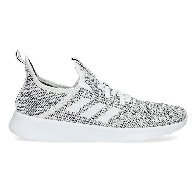 Tenisky s vykrojením v patní části adidas, šedá, 509-2569 - 19