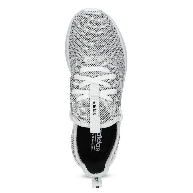 Tenisky s vykrojením v patní části adidas, šedá, 509-2569 - 17