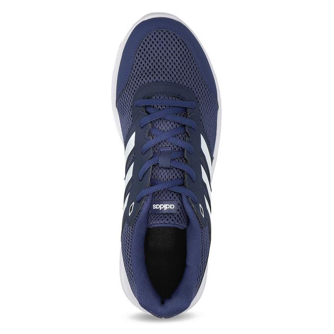 Pánské tmavě modré sportovní tenisky adidas, modrá, 809-9396 - 17