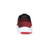 Pánské tenisky s pleteným svrškem nike, červená, 809-5716 - 15