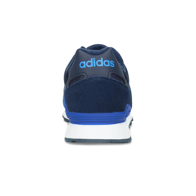 Modré kožené tenisky Adidas adidas, modrá, 803-9293 - 15