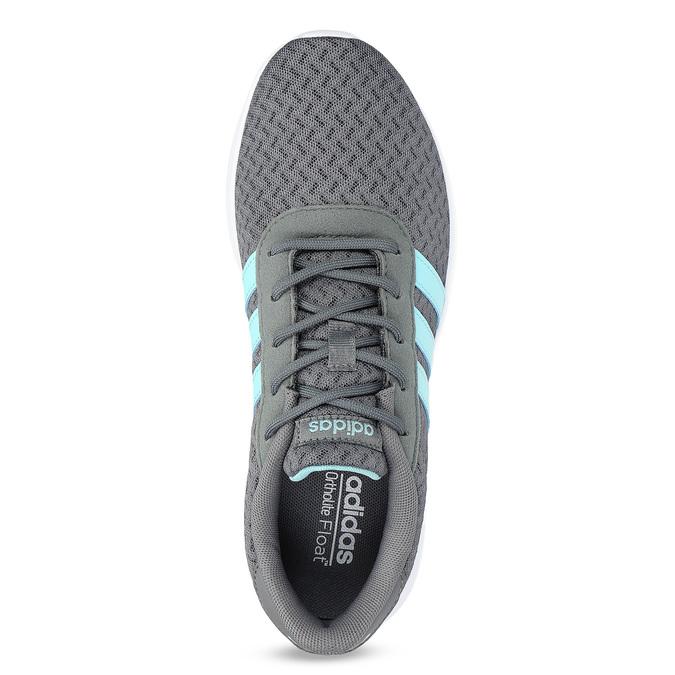 Adidas dámské tenisky šedé adidas, šedá, 509-2435 - 17