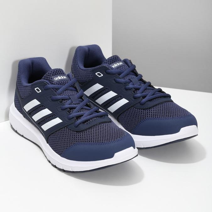Pánské tmavě modré sportovní tenisky adidas, modrá, 809-9396 - 26