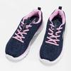 Dámské sportovní tenisky modré skechers, modrá, 509-9318 - 16