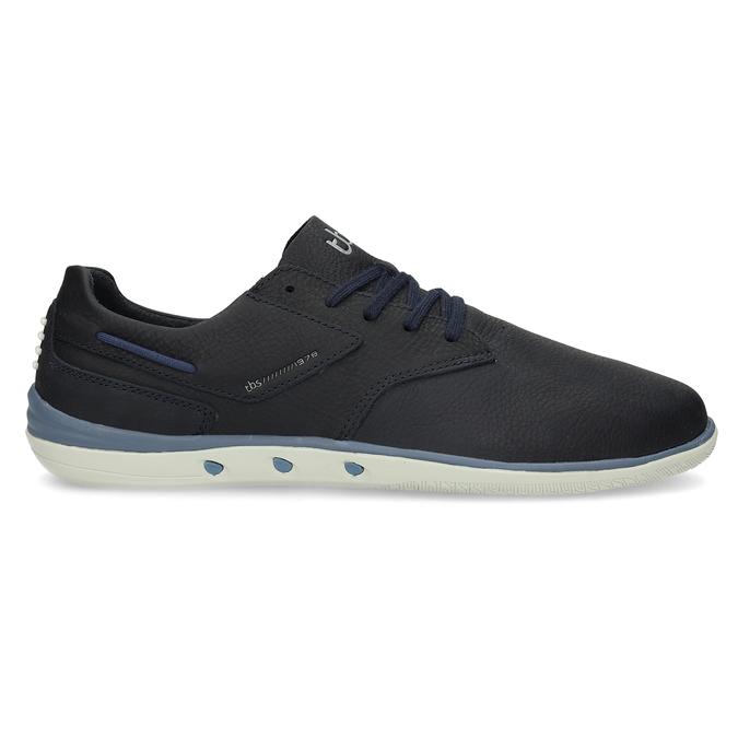 Pánské kožené tenisky modré tbs-, modrá, 826-9054 - 19