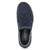 Slip-on sportovního střihu skechers, modrá, 809-9147 - 17