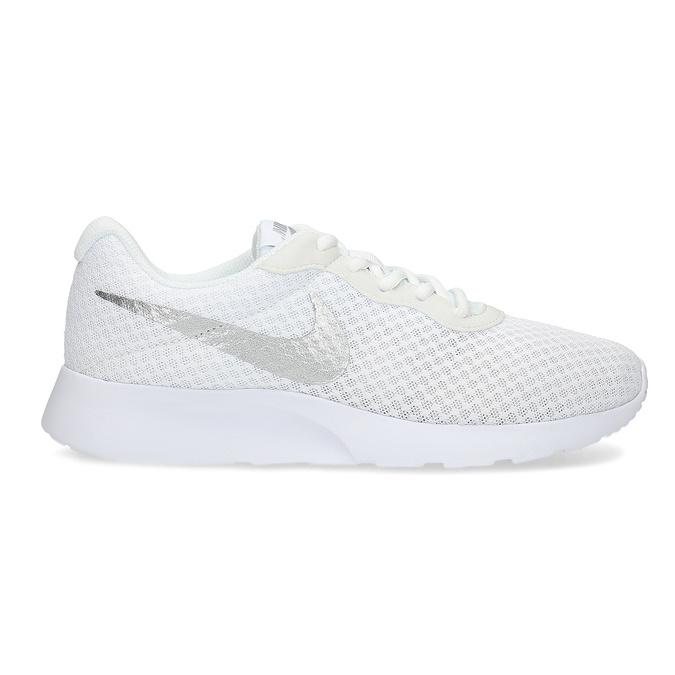 Bílé dámské tenisky nike, bílá, 509-1357 - 19