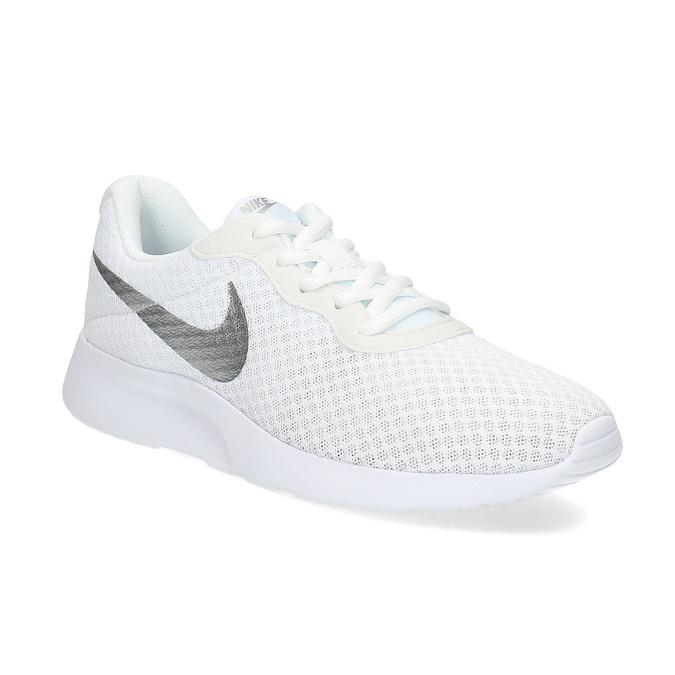 Bílé dámské tenisky nike, bílá, 509-1357 - 13
