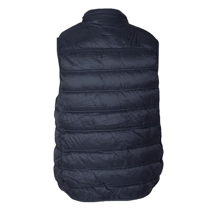 Pánská tmavě modrá vesta bata, modrá, 979-9113 - 26