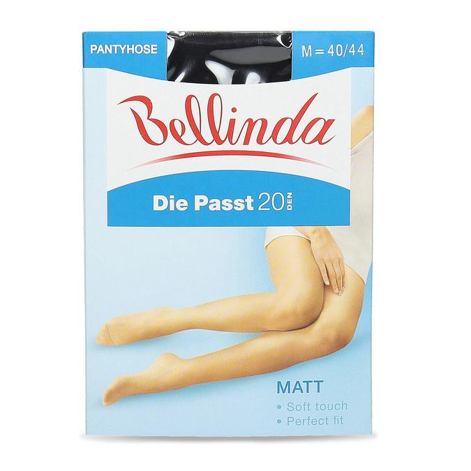 Černé dámské punčochové kalhoty bellinda, černá, 919-6734 - 13