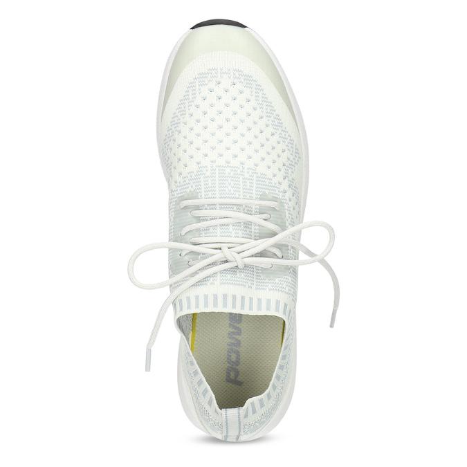 Dámské tenisky ve sportovním stylu power, šedá, 509-2217 - 17