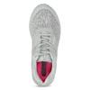 Šedé dámské tenisky s měkkou stélkou power, šedá, 509-2855 - 17