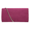 Růžové psaníčko s volánem bata, růžová, 969-5687 - 16