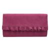 Růžové psaníčko s volánem bata, růžová, 969-5687 - 26