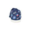 Modré dětské přezůvky se vzorem bata, modrá, 379-9012 - 15