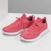Dámské růžové úpletové tenisky power, růžová, 509-5211 - 16