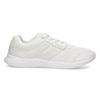 Bílé dámské tenisky sportovního střihu power, bílá, 509-1855 - 19