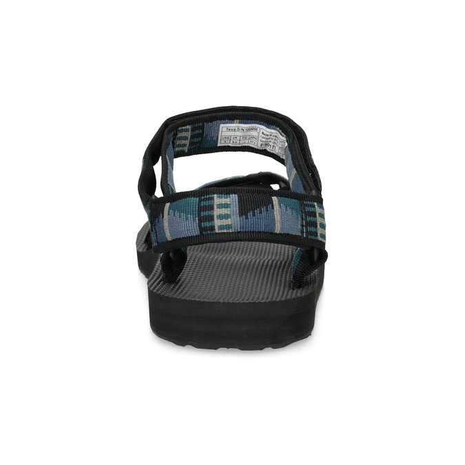 Pánské Outdoor sandály teva, modrá, 869-9241 - 15