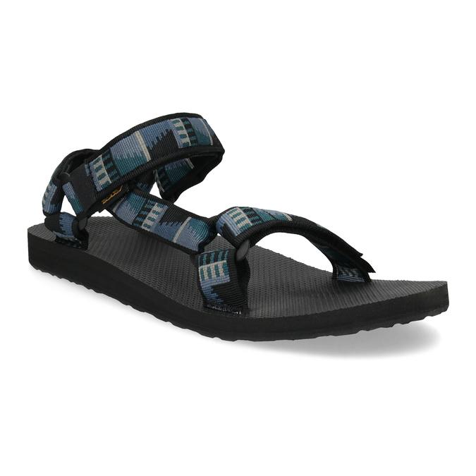 Pánské Outdoor sandály teva, modrá, 869-9241 - 13