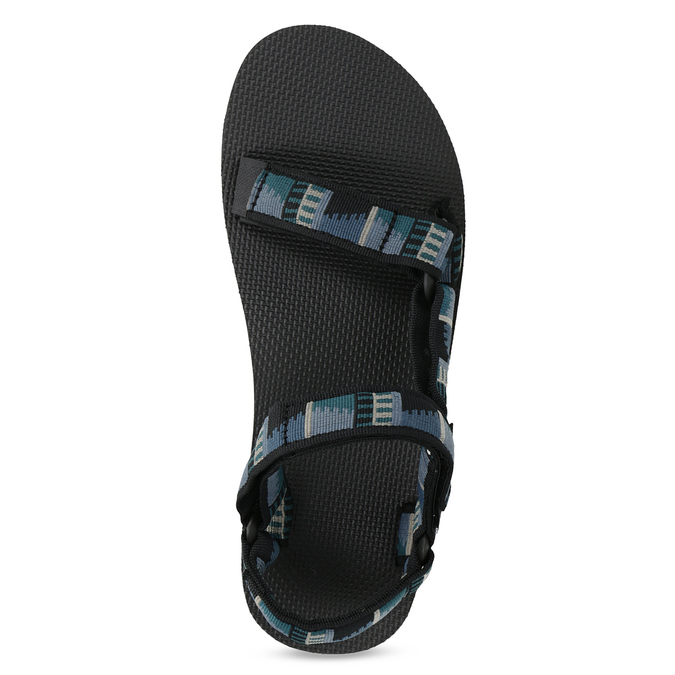 Pánské Outdoor sandály teva, modrá, 869-9241 - 17