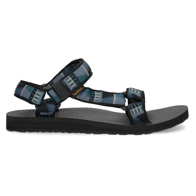 Pánské Outdoor sandály teva, modrá, 869-9241 - 19