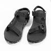 Dámské sandály v Outdoor stylu teva, černá, 569-6533 - 16