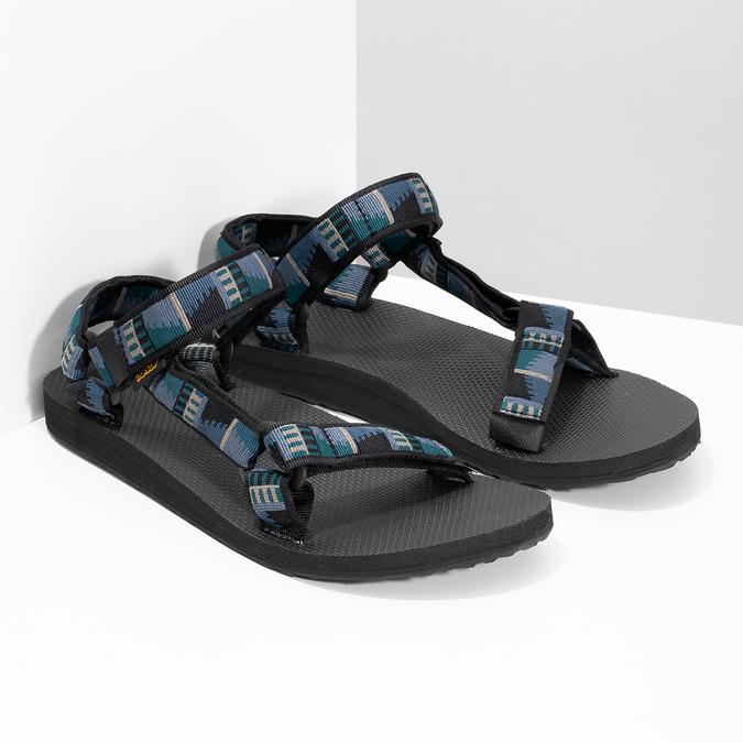 Pánské Outdoor sandály teva, modrá, 869-9241 - 26