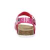 Dívčí korkové sandály růžové mini-b, růžová, 261-5209 - 15