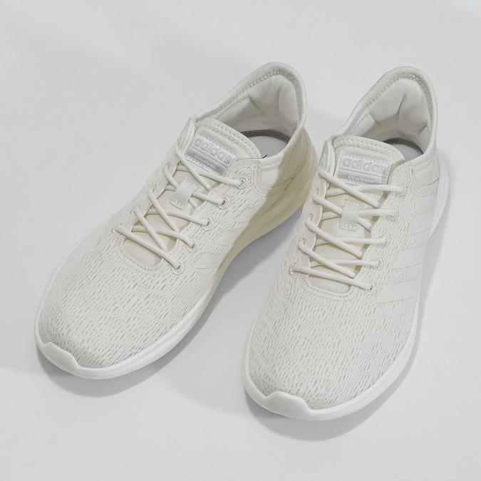 Krémové dámské tenisky adidas, béžová, 509-1143 - 16