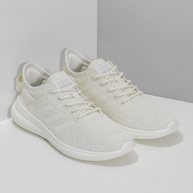 Krémové dámské tenisky adidas, béžová, 509-1143 - 26