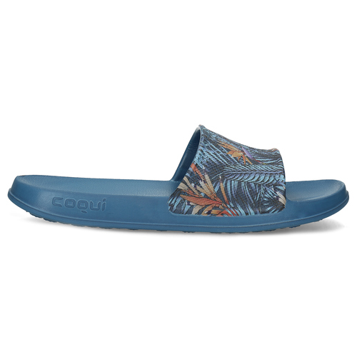 Pánské ležérní nazouváky coqui, modrá, tyrkysová, 872-9658 - 19