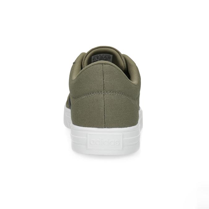Pánské khaki tenisky adidas, khaki, 889-7235 - 15