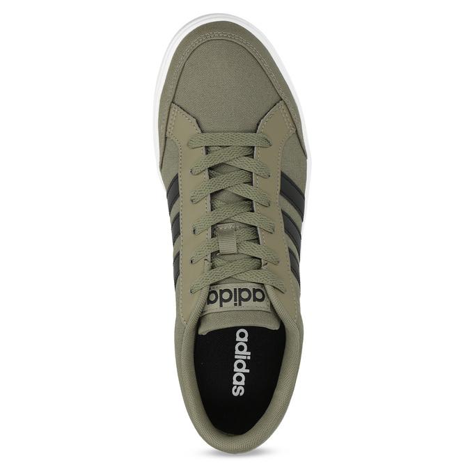 Pánské khaki tenisky adidas, khaki, 889-7235 - 17