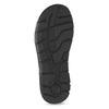 Pánské kožené sandály na suché zipy weinbrenner, šedá, 866-2642 - 18
