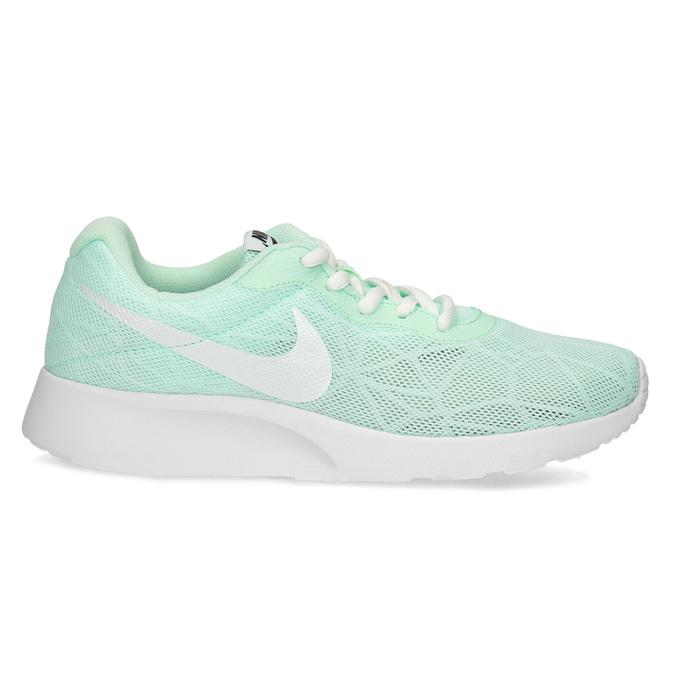 Tenisky v Mint barvě nike, zelená, 509-7105 - 19