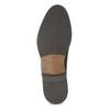 Dámská kožená Chelsea obuv bata, modrá, 594-9636 - 18