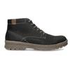 Pánská zimní kožená obuv weinbrenner, černá, 896-6107 - 19