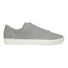 Pánské kožené tenisky šedé vagabond, šedá, 826-2020 - 19
