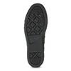 Černé plátěné tenisky dámské converse, černá, 589-6179 - 18