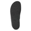 Pánská domácí obuv bata, modrá, 879-9600 - 18
