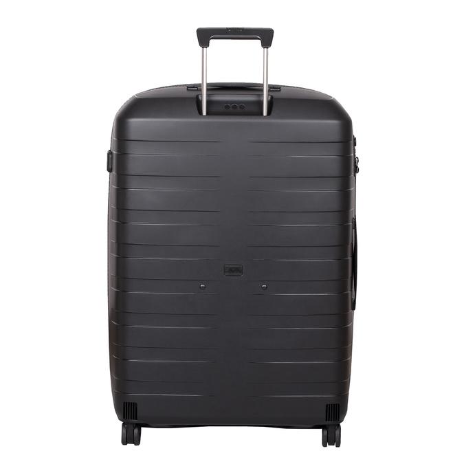 Skořepinový kufr černý velký roncato, černá, 960-9726 - 26