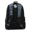 Tmavě šedý školní batoh bagmaster, šedá, 969-2722 - 16
