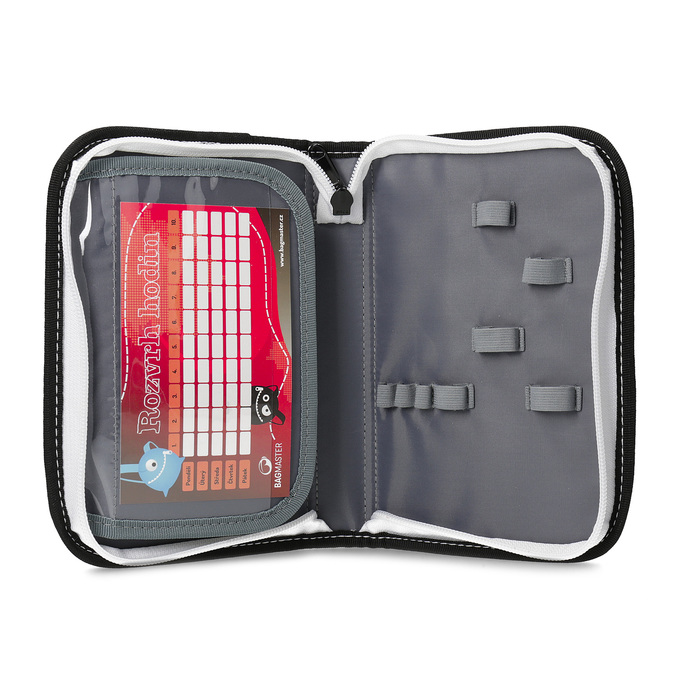 Školní pouzdro s jednorožcem bagmaster, růžová, 969-5712 - 15