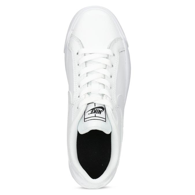 Dámské tenisky bílé nike, bílá, 501-1153 - 17